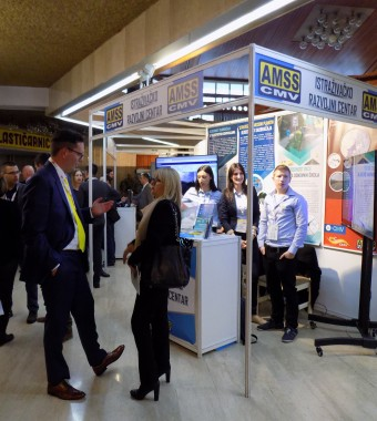 AMSS stand